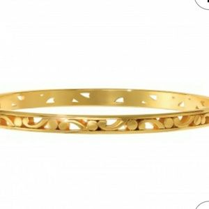 NWT! Brighton Gold Slim Bangle